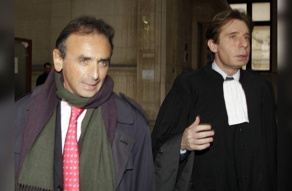 """Prantsuse ajakirjanik mõisteti süüdi """"rassiviha õhutamises"""""""