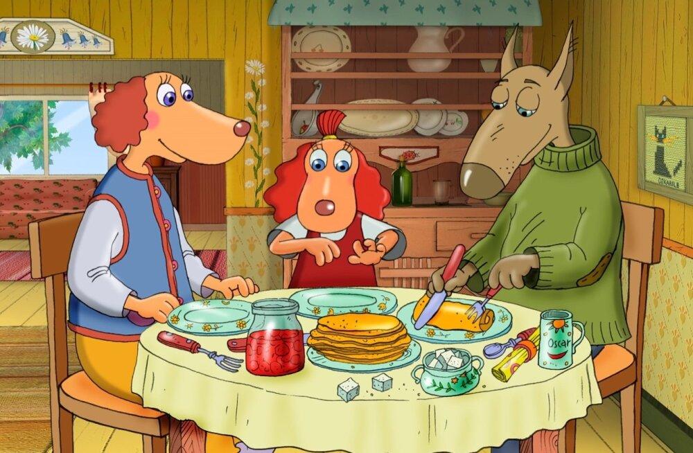 """""""Leiutajateküla Lotte"""" on Eesti animafilm aastast 2006."""