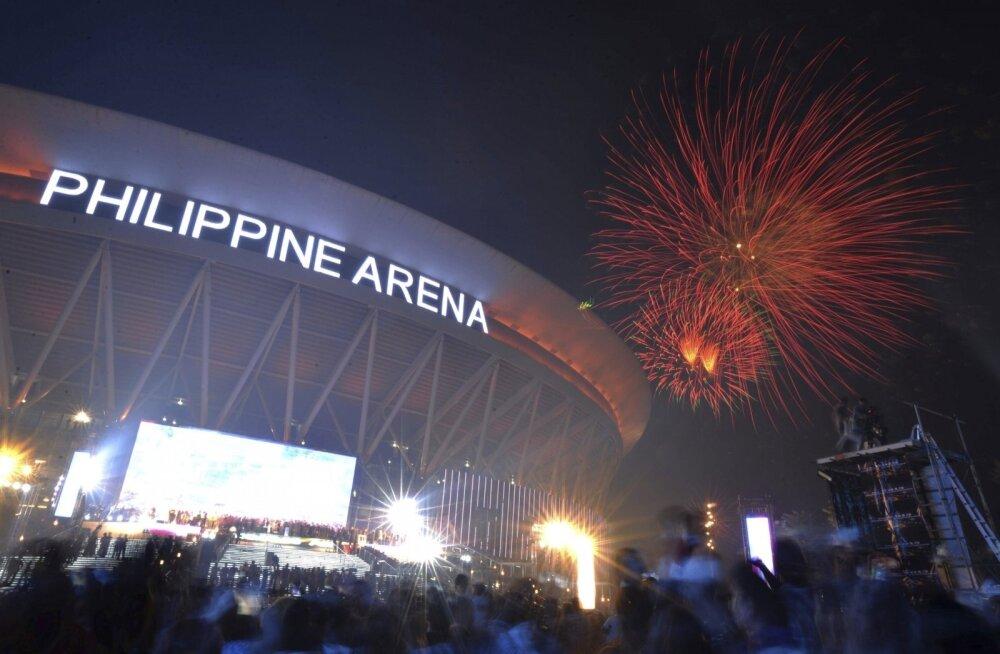 Maailma suurim siseareen Philippine Arena