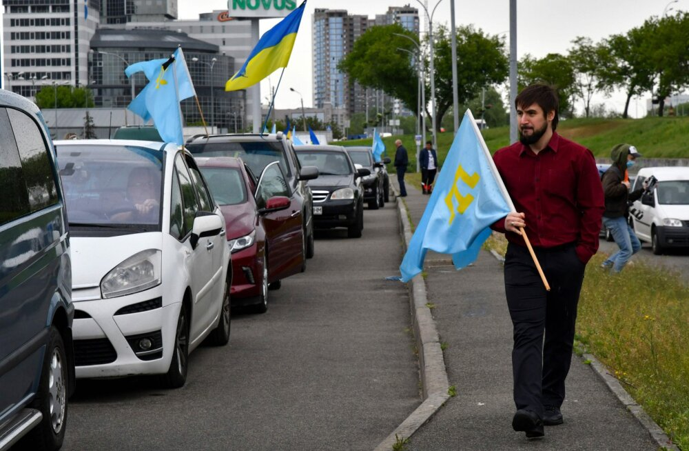 Reinsalu: kuus aastat pärast annekteerimist on olukord Krimmis sünge