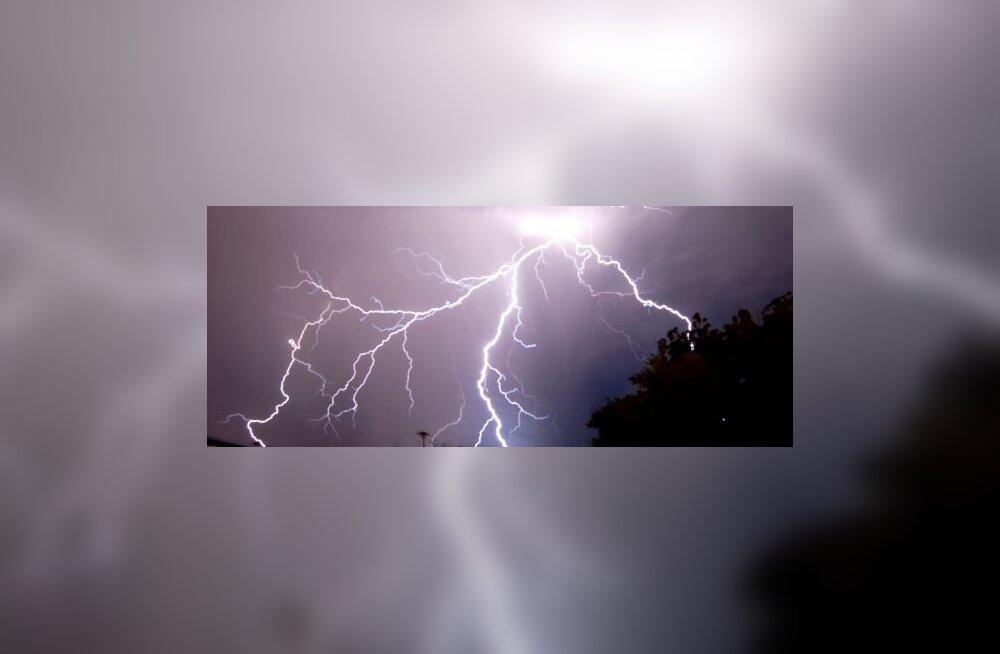 Elektri jõul taevasse saamise võimalused aina avarduvad. Foto Mark Wilson, Scanpix