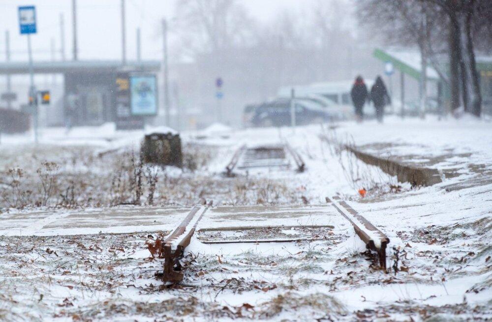 Помешают ли финансовые трудности фирмы достроить трамвайные линии в Копли?