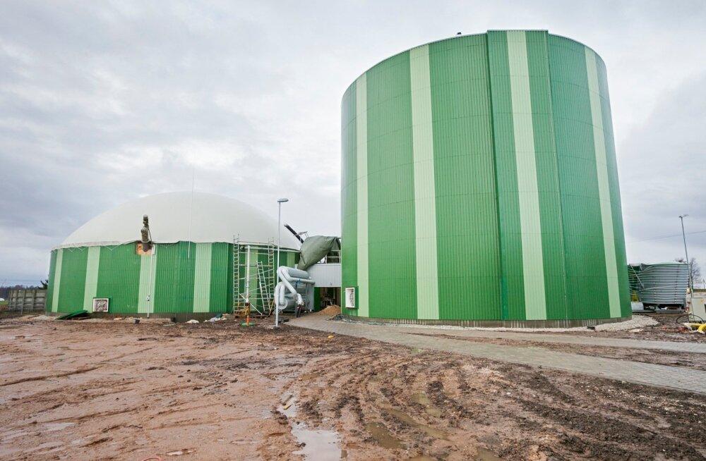 Biogaasi teemaline valimiskompass - enamik erakondi ei arva midagi