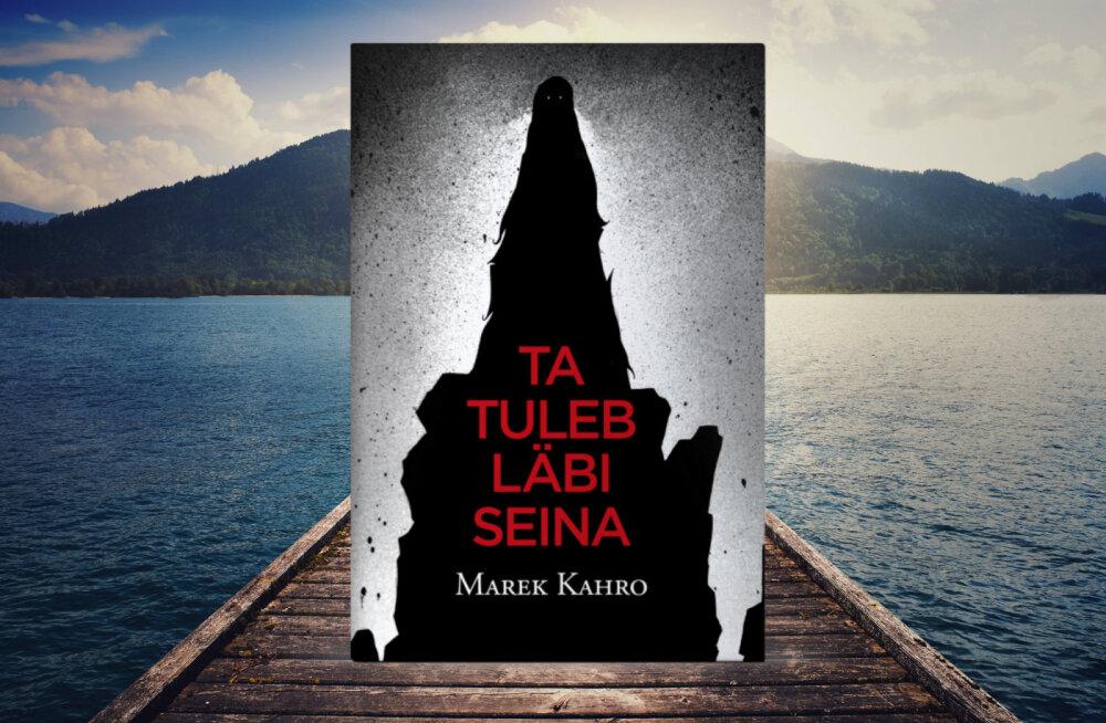 Marek Kahro: See raamat kõneleb inimestest, kes tahavad õnnelikud olla