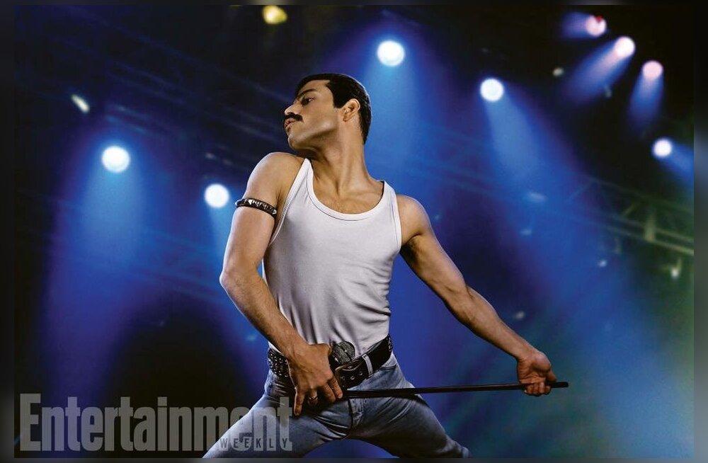 FOTO | Freddie Mercury eluloofilm avaldas esimese pildi ning näitleja sarnasus lauljaga on hämmastav
