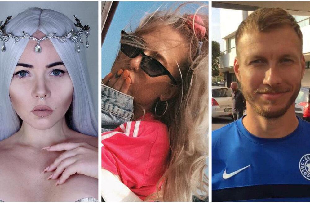 TOP 10 | Kas sina juba jälgid neid? Vaata, millised eestlased on Instagramis eriti menukad!