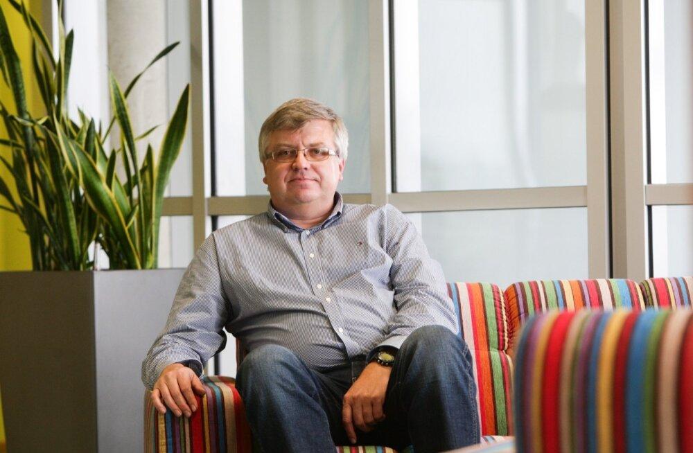Nordica juhiks saanud Erki Urva sõnutsi tuleb ettevõte ümber struktureerida.