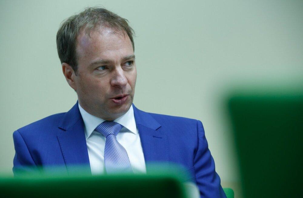 Eesti Energia juht Hando Sutter.