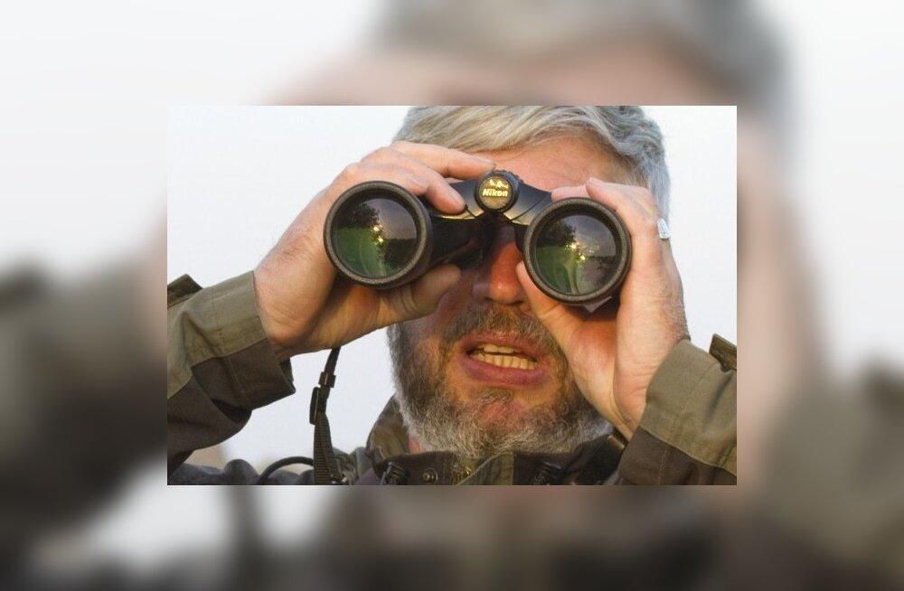 Linnuvaatleja Eedi Lelov