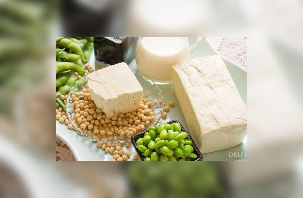 Soja — väärtuslik toiduaine
