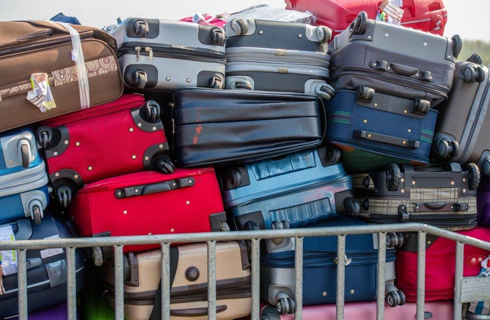 Грузчик аэропорта раскрыл легкий способ уменьшить вес чемодана