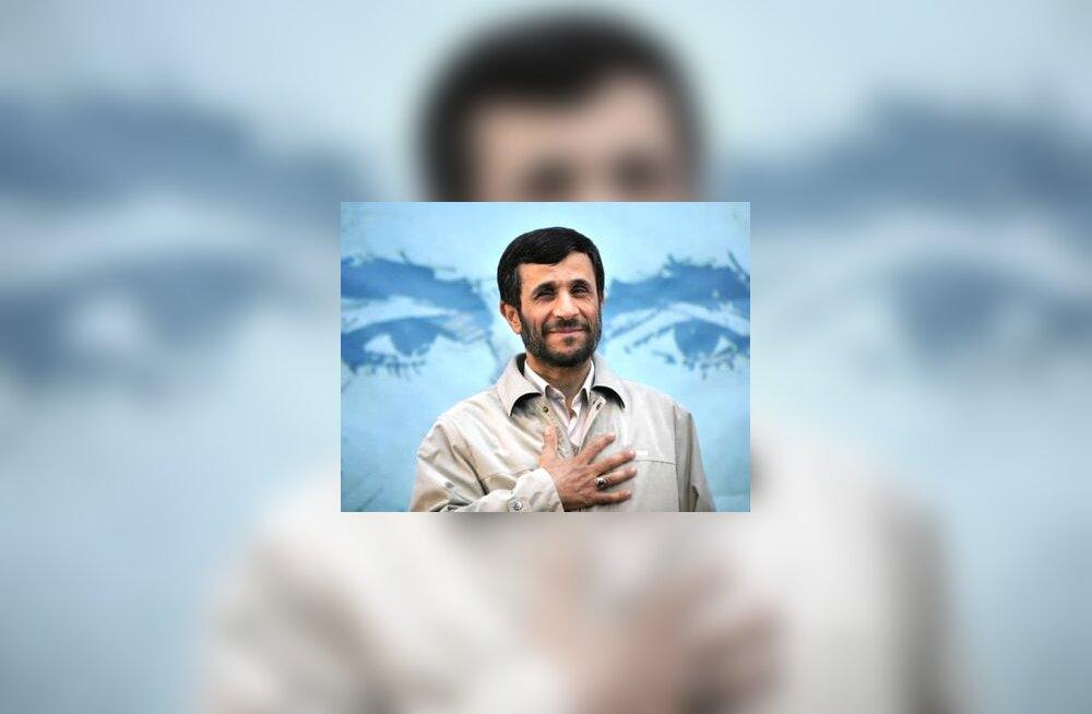 Mahmoud Ahmadinejad, Iraani president
