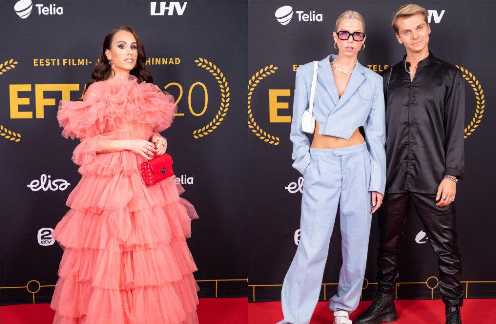 ФОТО | Неожиданно и изобретательно! Смотрите, в каких нарядах пришли гости на вручение премии EFTA