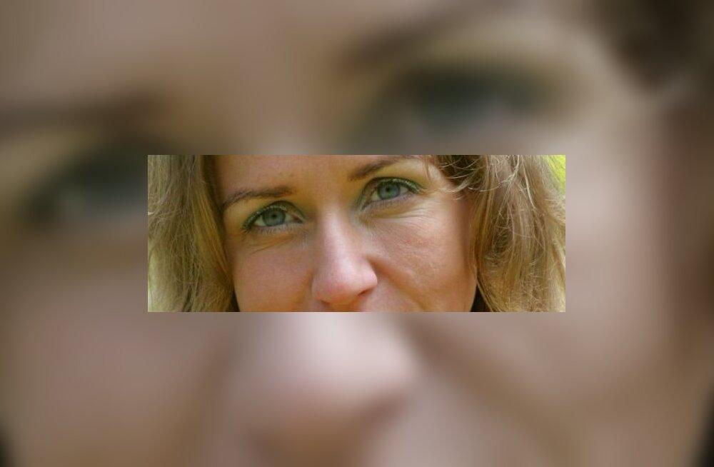 Evelin Kivimaa: Kähkukas poliitikuga
