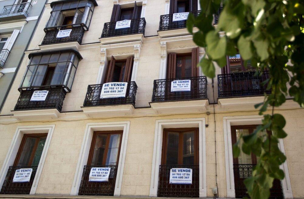 Müügis olev kinnisvara Madriidis