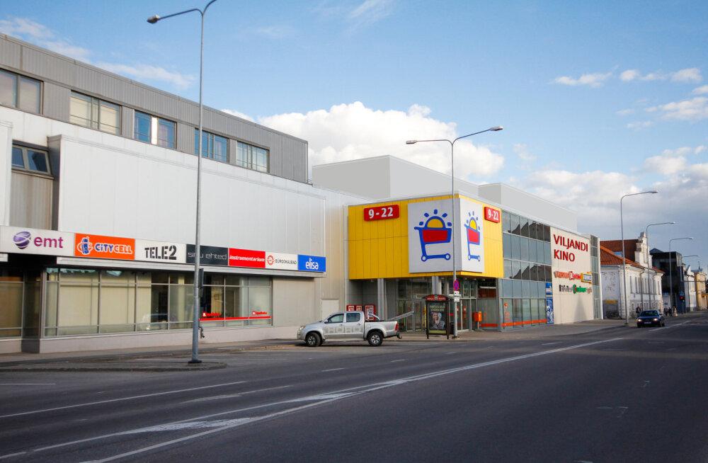 Forum Cinemas avab uue aasta alguses Viljandis kino