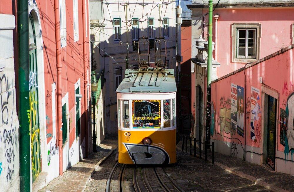 Külasta rikka kultuuripärandiga Portugali pealinna Lissaboni: lennupiletid alates 81 eurost!