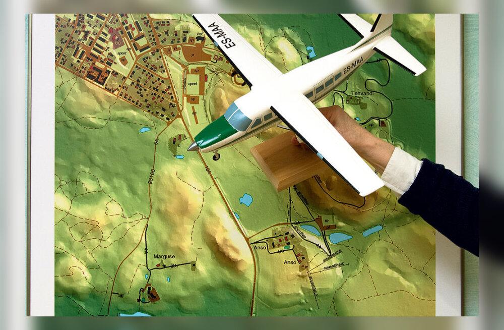 GIS võimaldab piiluda igasse Eestimaa nurka