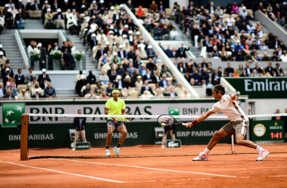 Miks sai Roger Federer Wimbledoniks parema asetuse kui Rafael Nadal?