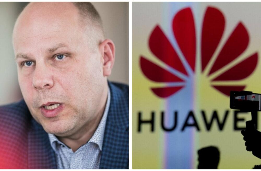 """Äike tehnoloogiateavas - Huawei vaidlustab Eesti keeluotsuse: """"see läheb vastuollu Euroopa Liidu õigusega!"""""""