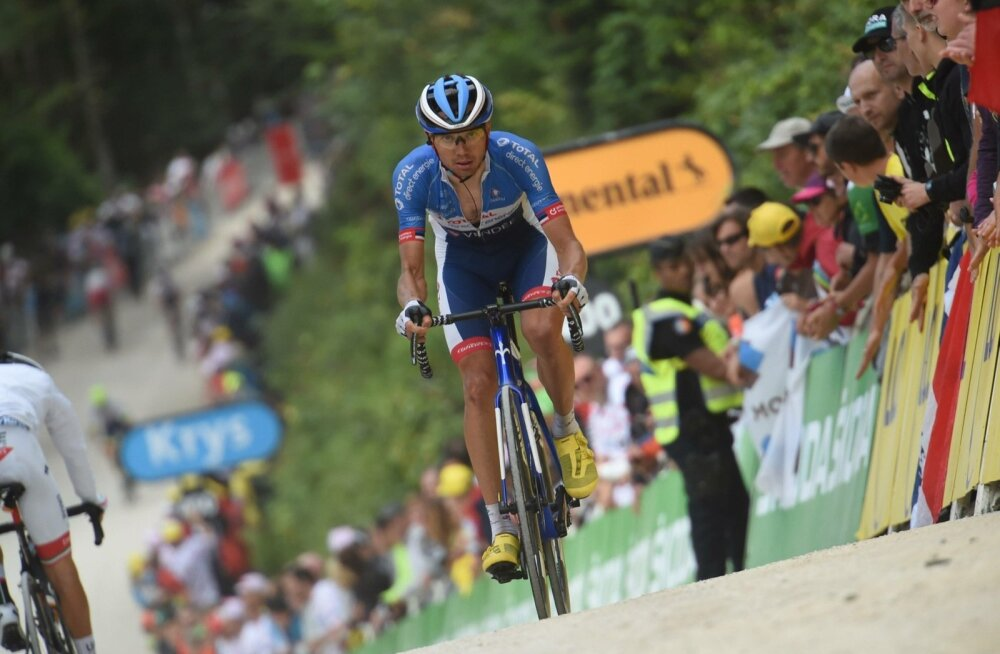 Rein Taaramäe loodab Touril mägistele etappidele.