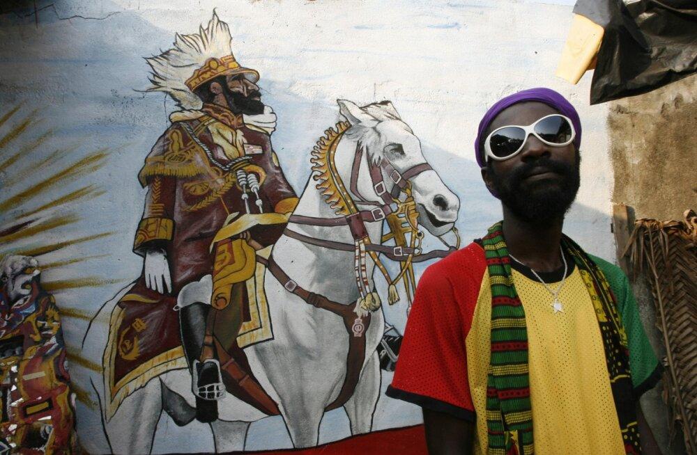 Rastafari: mustanahaliste seas Jamaical sündinud erivariant kristlusest