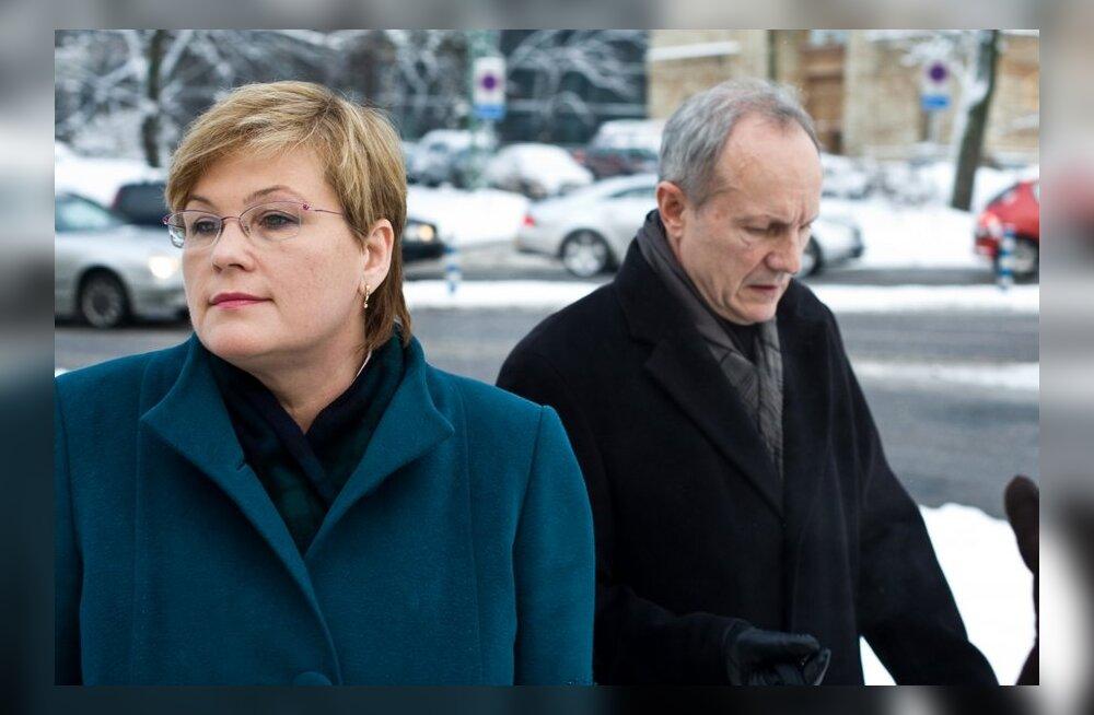 Госпрокуратура прекратила частично уголовное дело Туйксоо и Тообала
