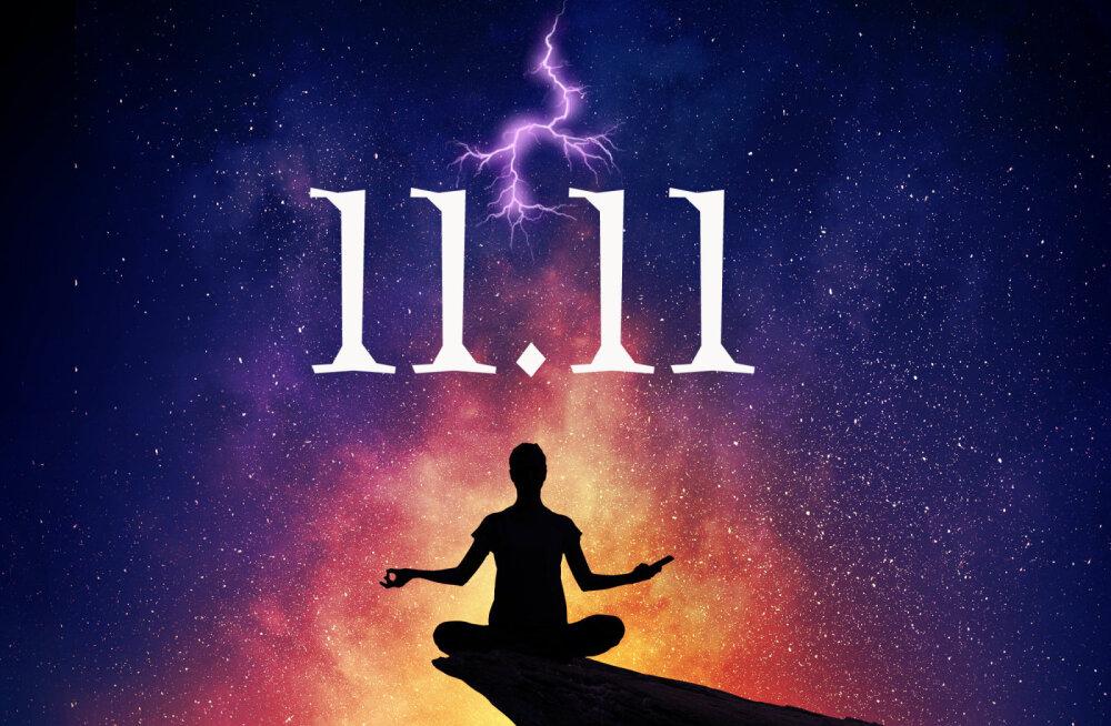 TÄNA ON 11.11! Milline on selle maagilise kuupäeva numeroloogiline, esoteeriline ja ajalooline tähendus?