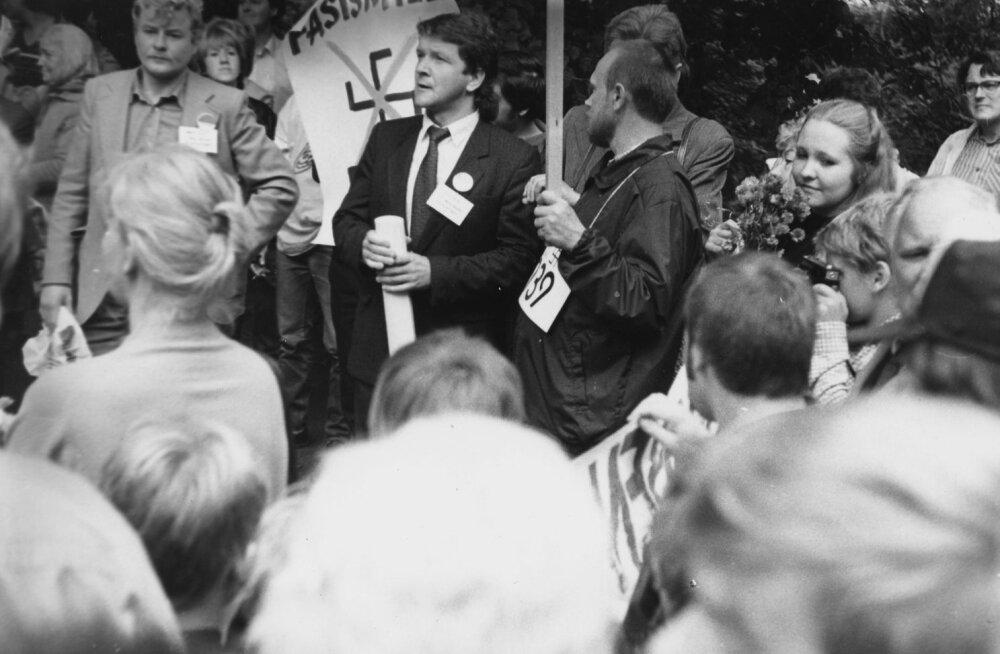 23. august 1987 - Eesti vabanemine algas julgustükist Hirvepargis, mitte Toompealt