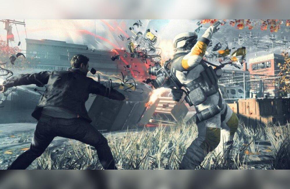 4-10. aprill: uusi videomänge – Quantum Break, DiRT Rally konsoolidele jt