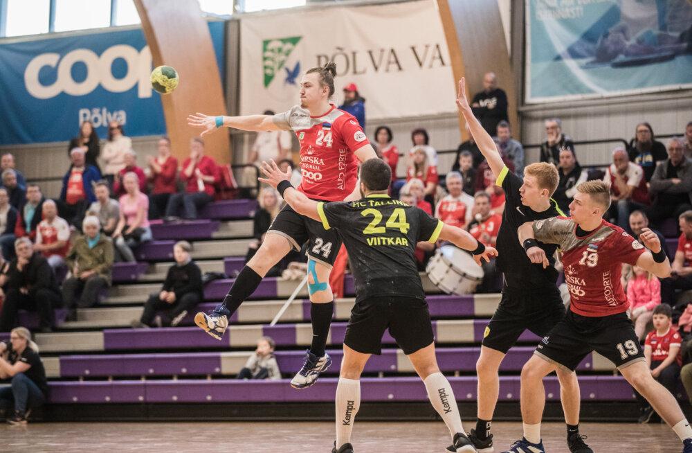 Kaks Eesti käsipalliklubi osalevad uuenenud eurosarjas