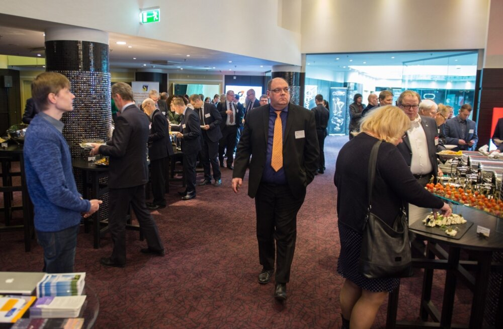 FOTOD: Vaata, kes kogunesid Swissoteli tööandjate aastakonverentsile!