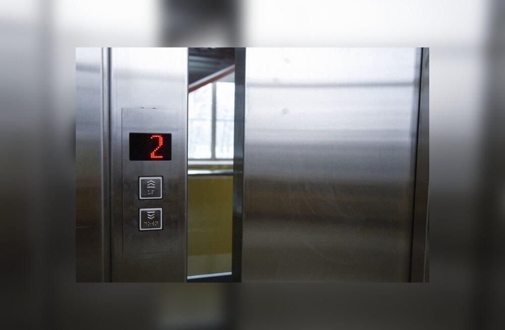 Kortermajade liftidest leiab ekstreemsusi
