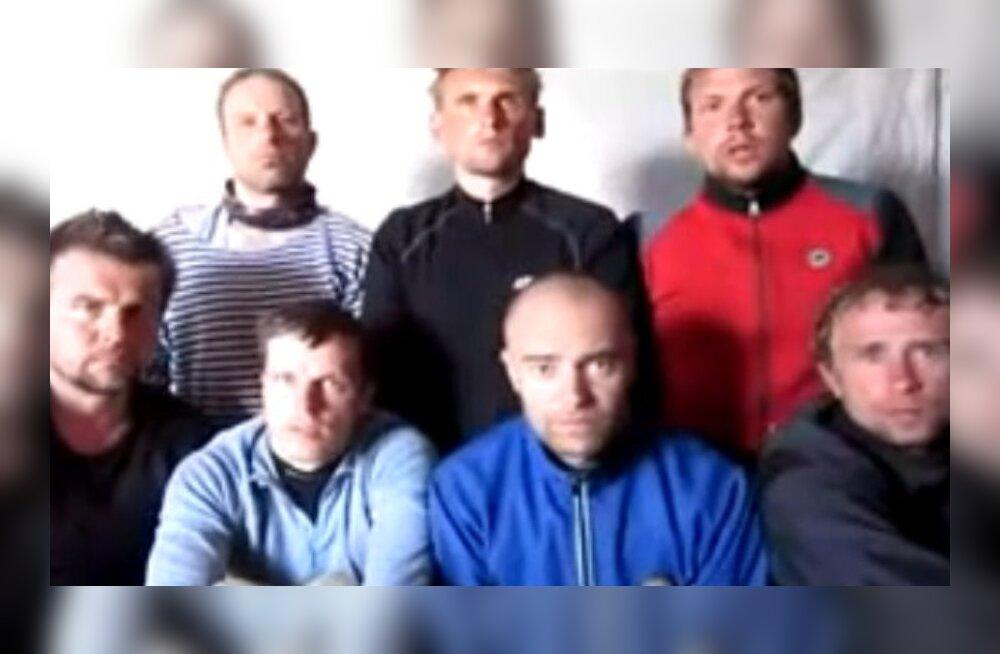 Американский эксперт углядел на видео с эстонскими заложниками хорошие знаки