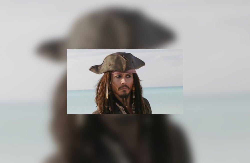 TÄNA: Tähista Liina Vahteri sünnipäeva Kariibimere piraatide moodi!