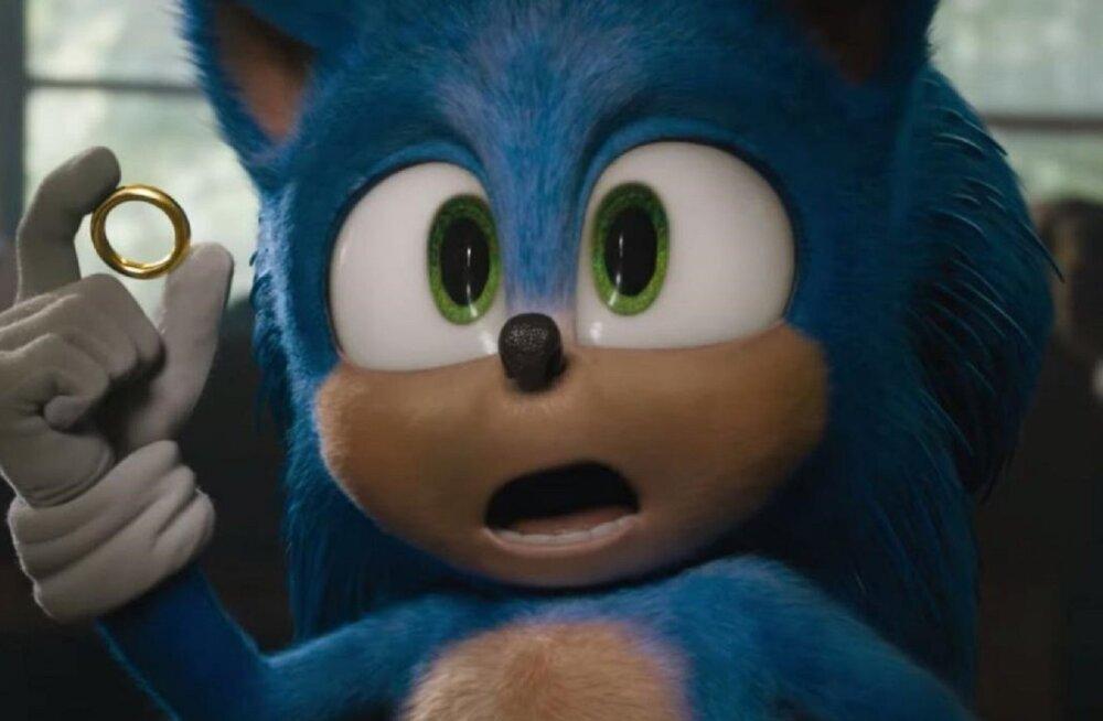 Siil Sonicu filmiversiooni ümber kujundamine läks maksma 5 miljonit dollarit
