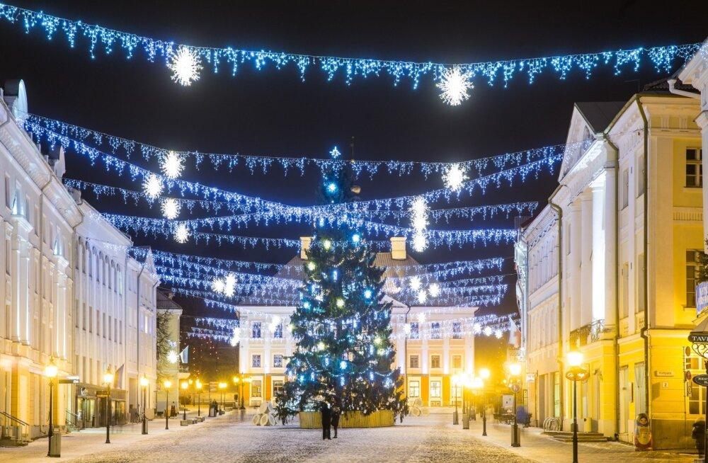 Jõulud Tartus