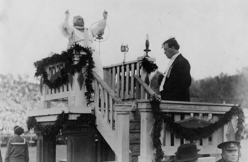 Miina Härma 1928. aastal