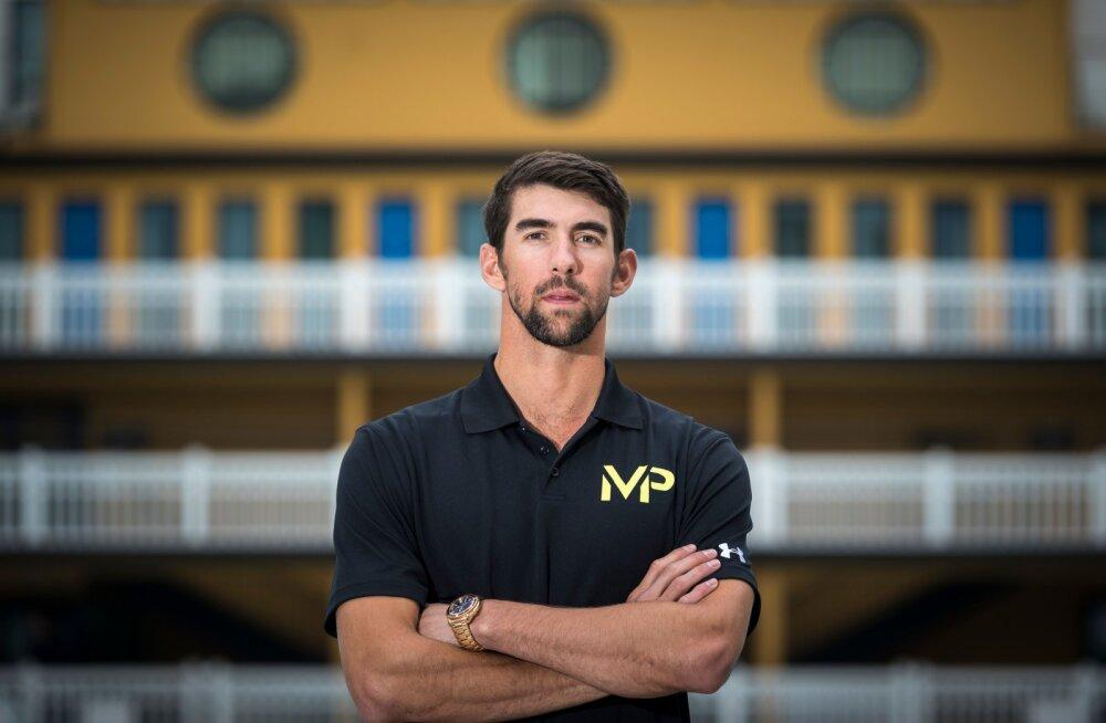 Michael Phelps loodab, et olümpia edasilükkamine sportlasi enesetapuni ei vii
