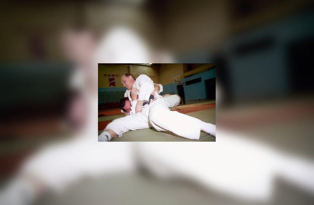 Vladimir, Vene, president, peaminister, džuudo, judo