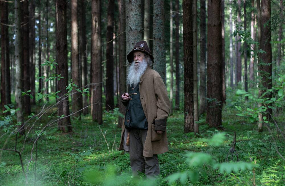 Pokumaal avati loodussõbraliku metsanduse õpperada