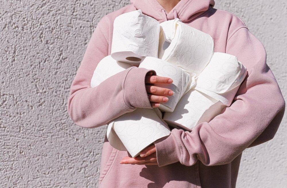 Ученые выяснили, кто скупал туалетную бумагу во время пандемии