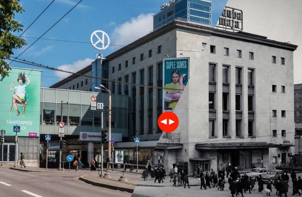 905aeeb1d12 Tallinna Kaubamaja majandustulemusi mõjutavad Tallinna suured teeehitustööd