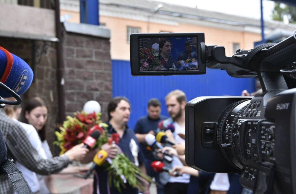 "Главред ""Страна.ua"" попросил политического убежища в Австрии"