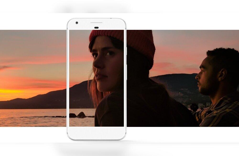 Miks Google'i uus telefon Pixel meil müügile ei jõua