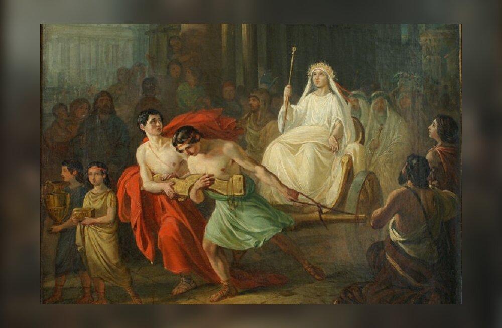 """Выставка """"Нарвские меценаты"""" в Музее Миккеля"""