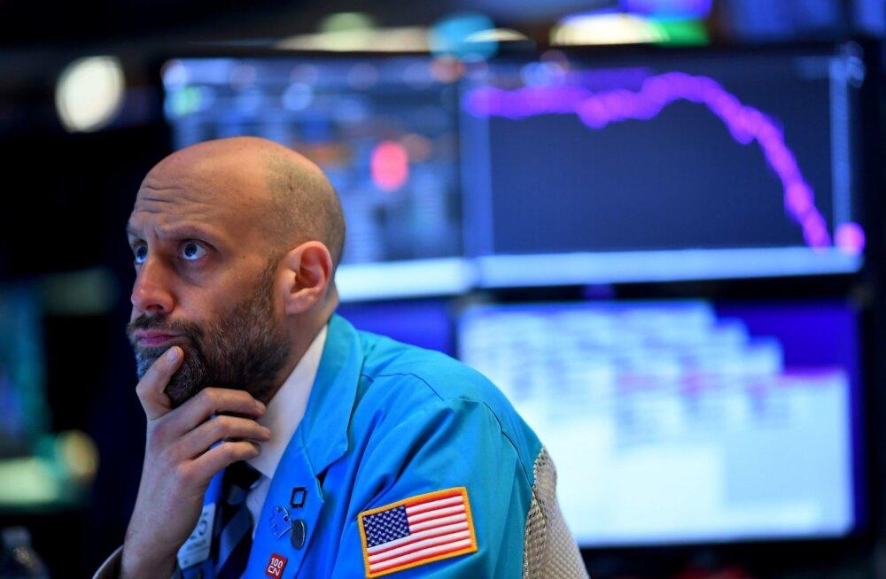 USA aktsiaturul läheb esimene kvartal ajalukku.