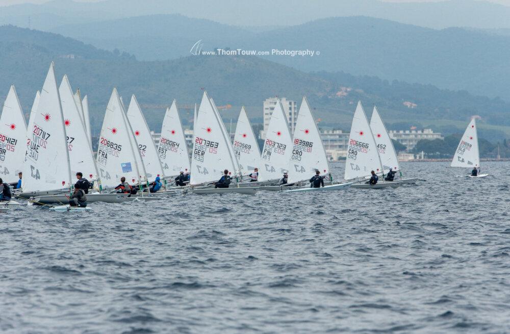 Laser 4.7 klassi Euroopa meistrivõistlused