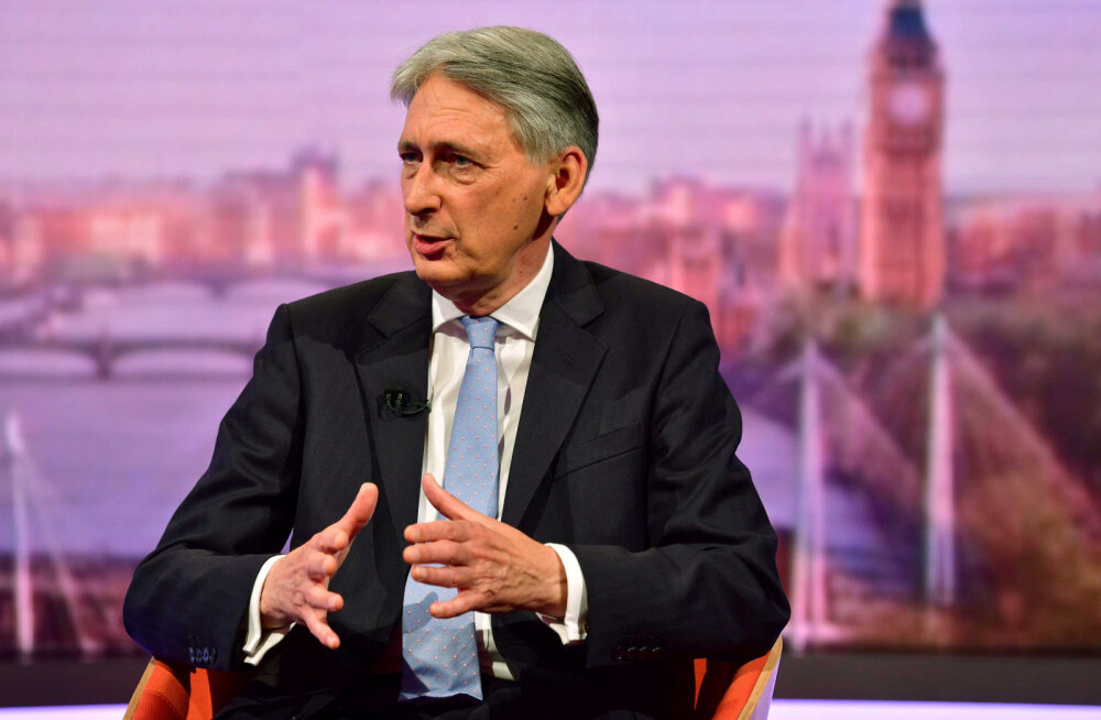 Toori rahandusminister lubab Johnsoni peaministriks saamisel kohast loobuda