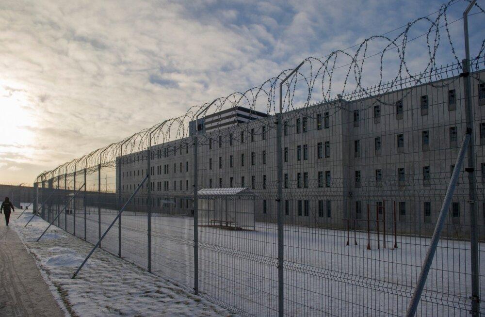 Riina Pärli.Tartu vangla